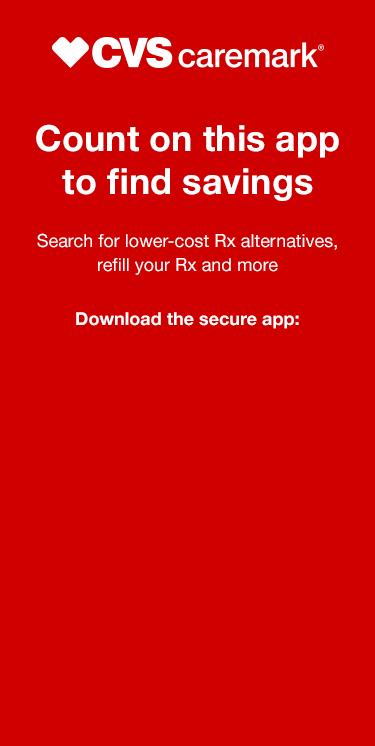 CVS/caremark - Mobile